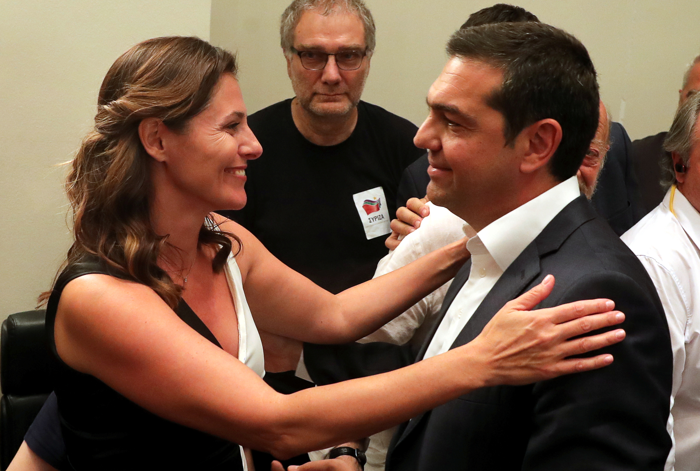 Greek Conservatives Win Election, Left-Wing Prime Minister Tsipras Concedes Defeat