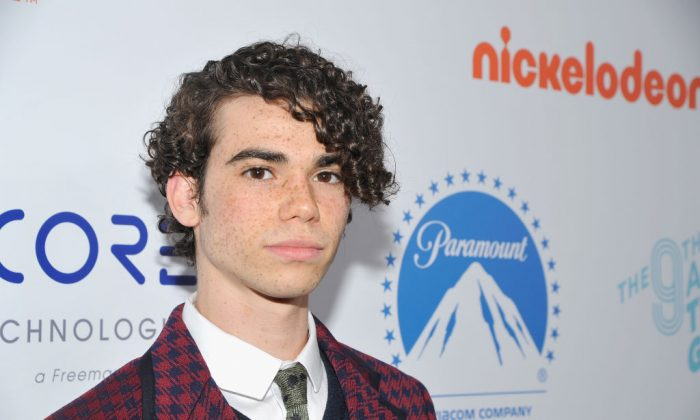 Cameron Boyce attends The Thirst Project's 9th Annual Thirst Gala at The Beverly Hills Hotel in Beverly Hills, California, on April 21, 2018. (John Sciulli/Getty Images for Thirst Project)