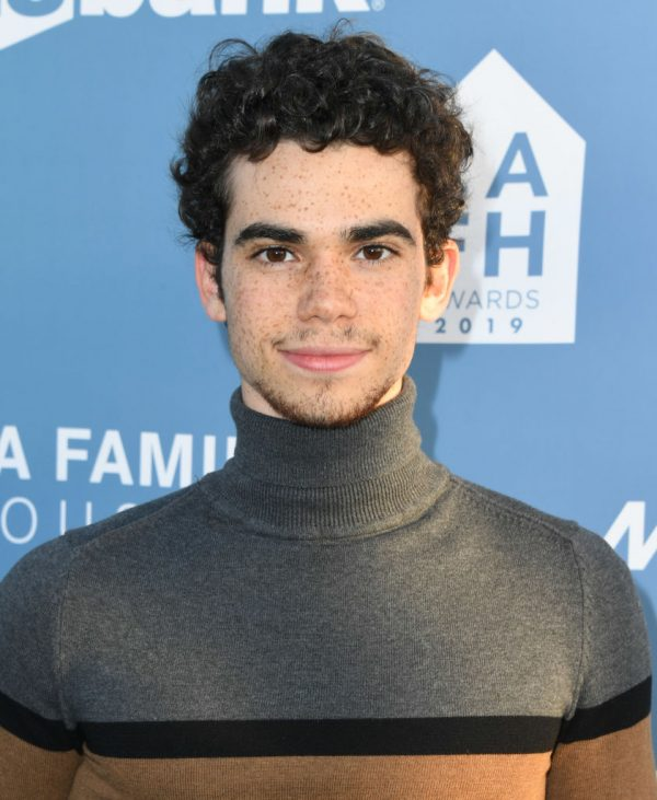 Cameron Boyce at event