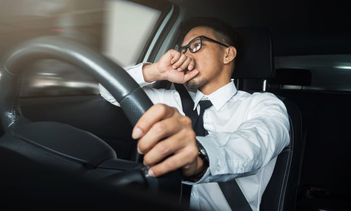 Driving has been found to be the most stressful way to commute, with longer commutes associated with higher stress and more absent days. (eggeegg/Shutterstock)