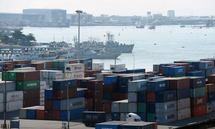 Vietnamese Port Operator Reaps Benefits From US–China Trade War
