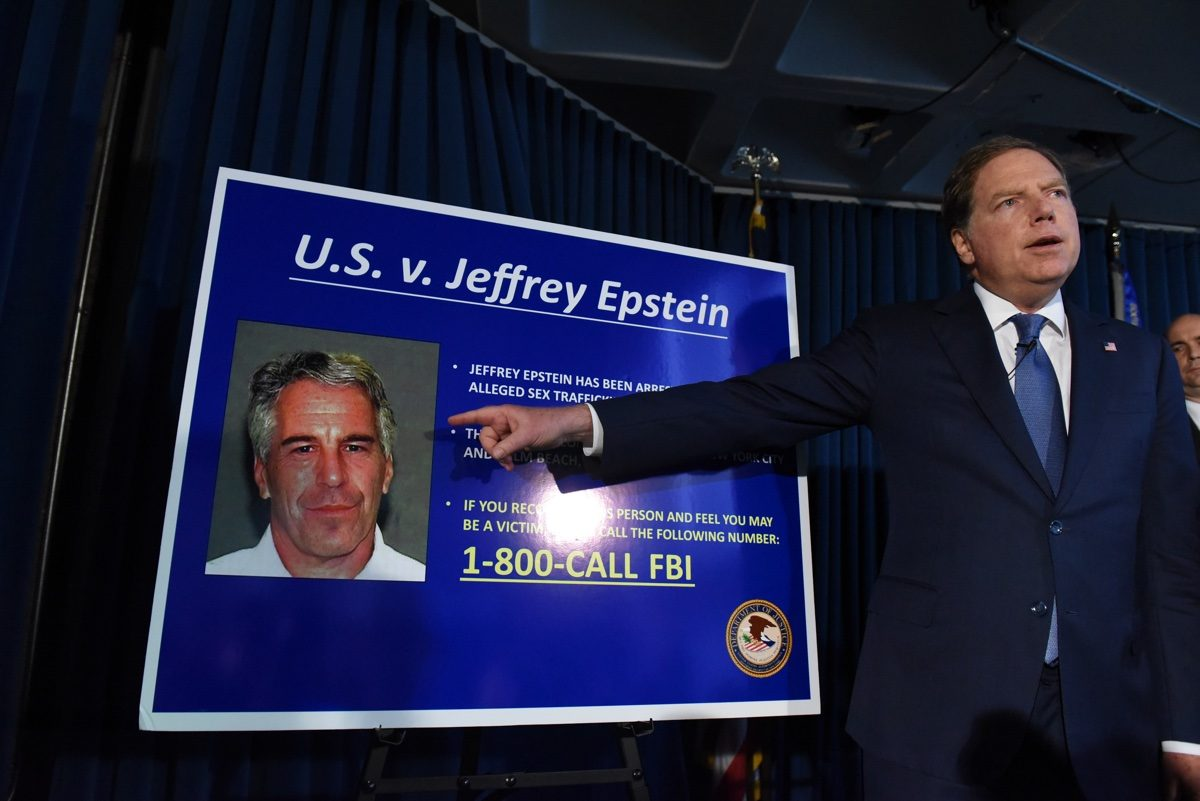 Jeffrey Epstein leaves his fortune to his brother