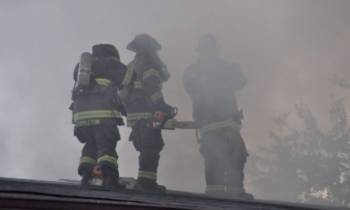 A stock image of Nashville firefighters. (Media Library/Nashville Fire Department)