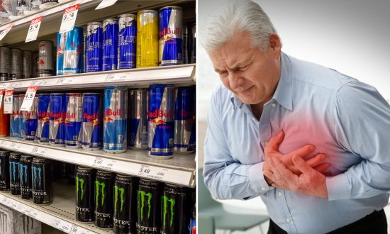 Man Takes 2 Energy Drinks and Hears 'Booming Sound' From Chest, Then Doctor Tells Why