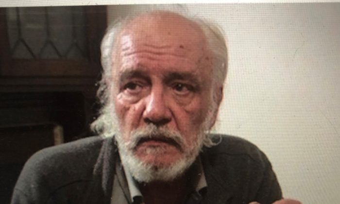 Vladimir Bukovsky (courtesy Vladimir Bukovsky)