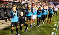 US Soccer Federation Votes to Repeal Police Requiring Standing for National Anthem