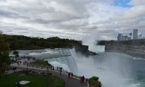 Man Survives After Falling 167 Feet Into Niagara Falls