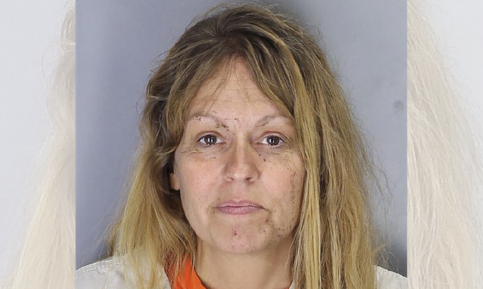 Sherri Renee Telnas. (Tulare County Sheriff's Office via AP)