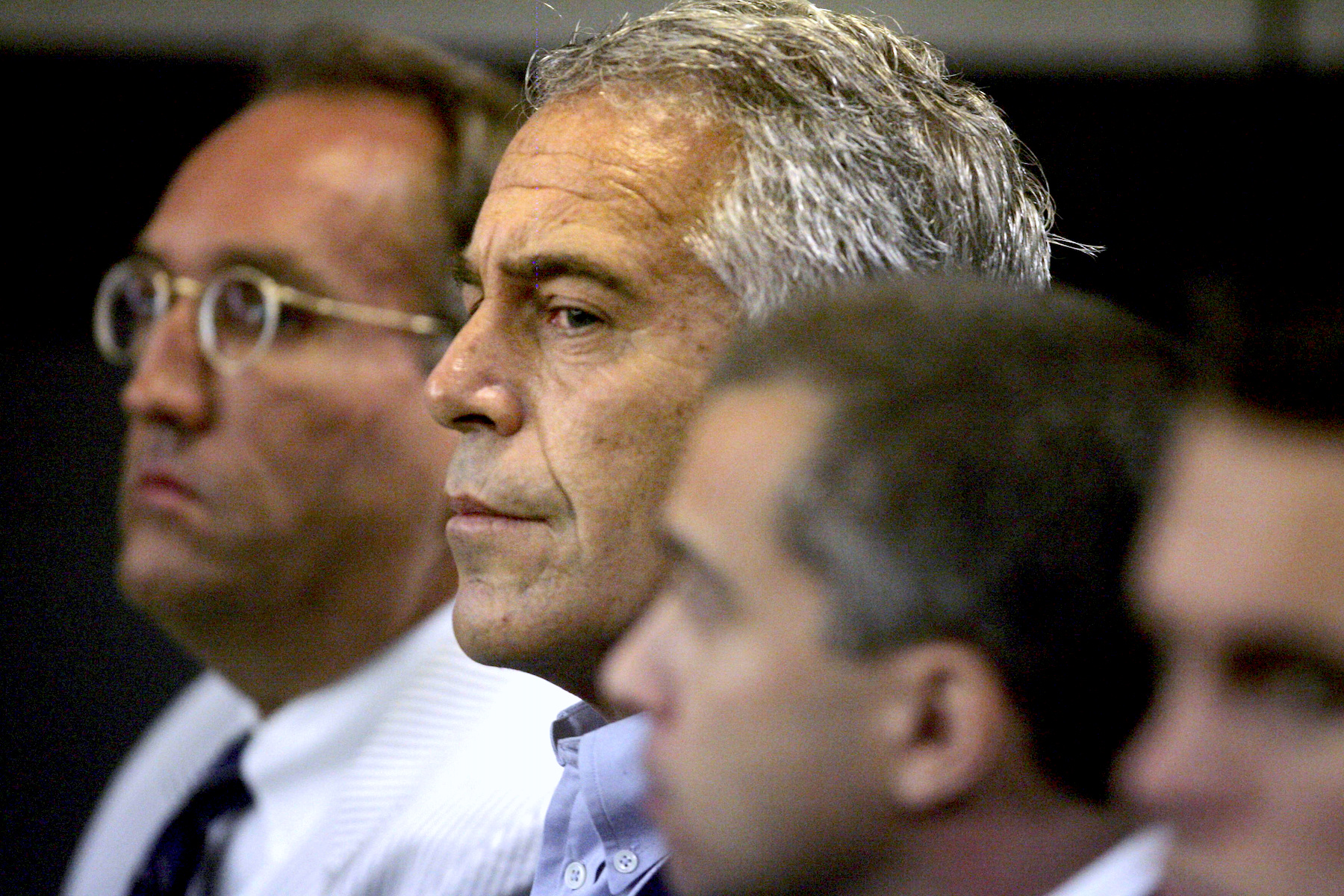 Mystery Man Tries to Get Judge to Block Release of Names in Case Linked to Jeffrey Epstein