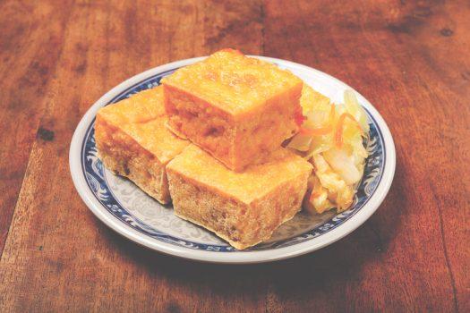stinky tofu taiwan night market