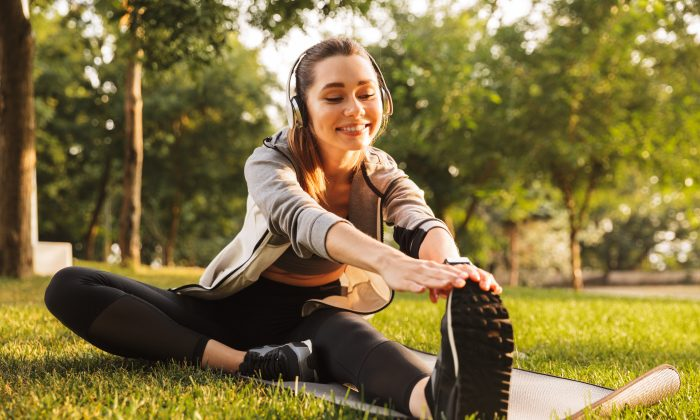 Using meditation or mindfulness, and exercising can all help deal with stress to increase energy levels.(Dean Drobot/Shutterstock)