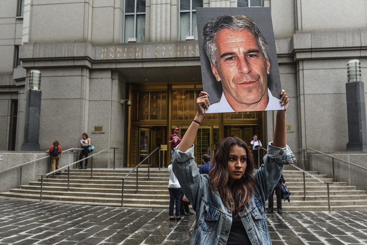 By Covering for Jeffrey Epstein, Can the Media Sink Any Further?