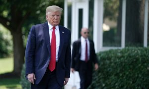 Trump Defends Home Depot Co-founder After Boycott Threats