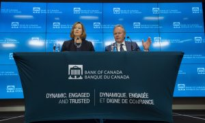 Bank of Canada Warns of Debt From Households and Businesses Amid COVID-19 Pandemic