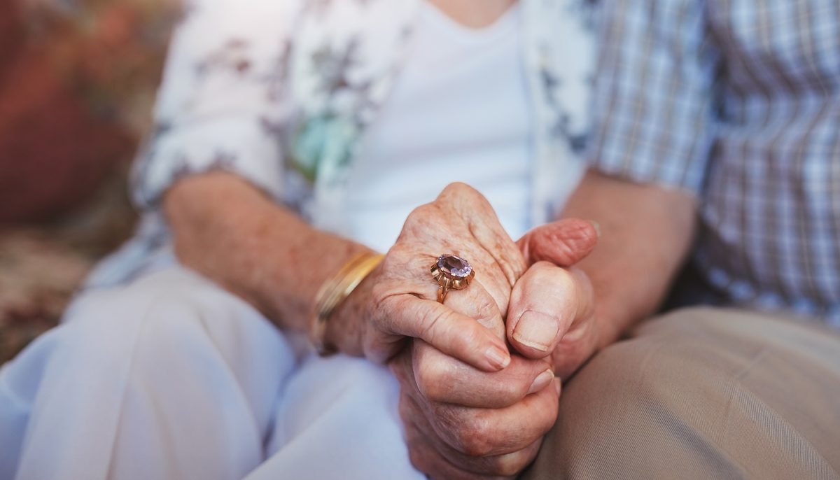 America's longest-wed couple of 86 years dishes out advice on love before passing away