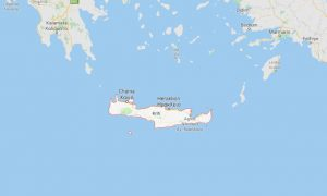 Magnitude 5.3 Earthquake Rattles Greek Island of Crete