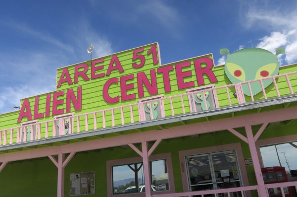 alien center area 51