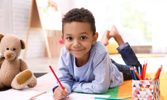 Drawing can help children break through blocks that are stopping them being their best, according to children's book illustrator Lyn Kriegler. (Africa Studio/Shutterstock)