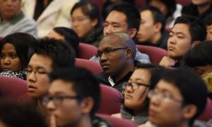 Top Chinese University Draws Backlash Over Preferential Treatment of Foreign Students