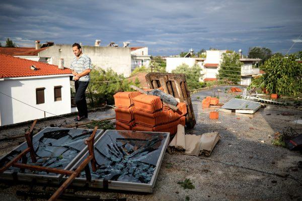 Greece-storm