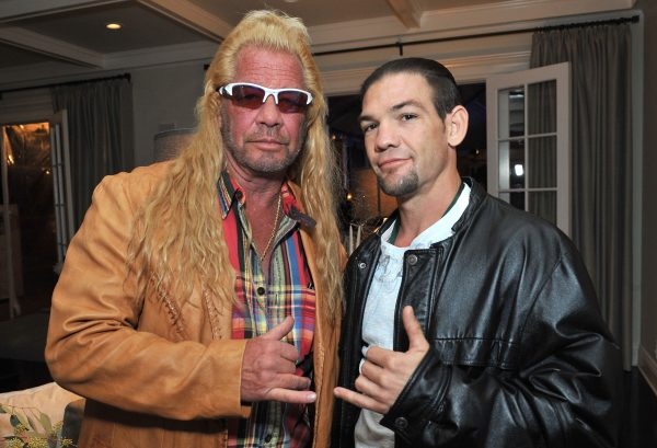 Dog the bounty hunter and leland chapman