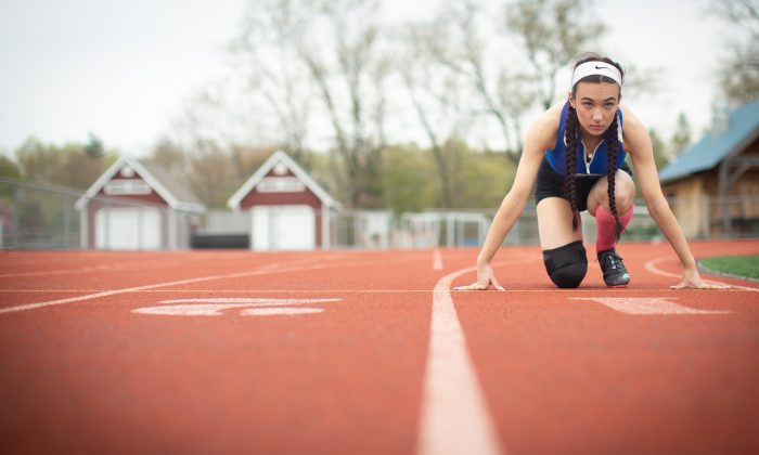High school athlete Selina Soule, who competes within the Connecticut Interscholastic Athletic Conference. (Alliance Defending Freedom)