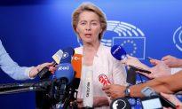 Von Der Leyen Courts EU Lawmakers in Bid to Become Commission Chief