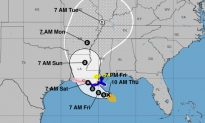 Tropical Storm Barry Forms, Expected to Become Hurricane Barry