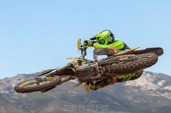 Harris riding