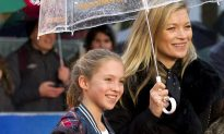 Kate Moss's Gorgeous Daughter Is 16 and She's Already a Model, Just Like Her