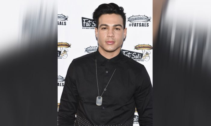 Social media personality Ray Diaz has been arrested for alleged sexual assault, the Los Angeles Police Department said Friday night. (Michael Bezjian/Getty Images)
