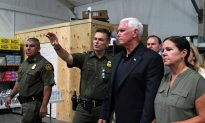 Trump, Pence Blast News Coverage of Detention Facility Visit