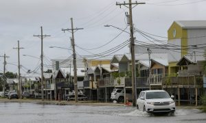 Tropical Storm Barry Approaches Louisiana Coast With 'Dangerous Storm Surge, Heavy Rains' Predicted