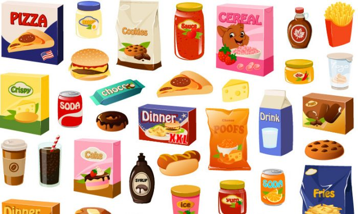 Ultra-processed food producers don't deserve credit for cutting fat and sugar from foods we shouldn't be eating to begin with. (Altagracia Art/Shutterstock)