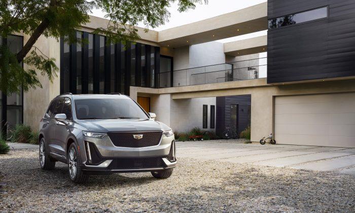 2020-Cadillac XT6 Sport. (Courtesy of Cadillac)