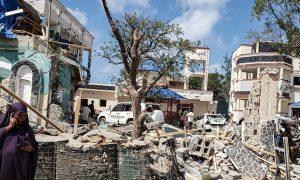 Islamic Extremist Attack on Somali Hotel Leaves 26 Dead