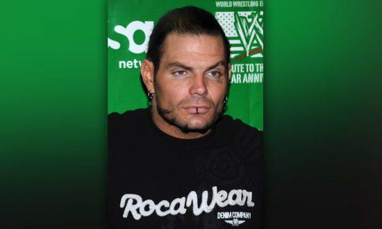 WWE Wrestler Jeff Hardy Arrested in South Carolina for Public Intoxication