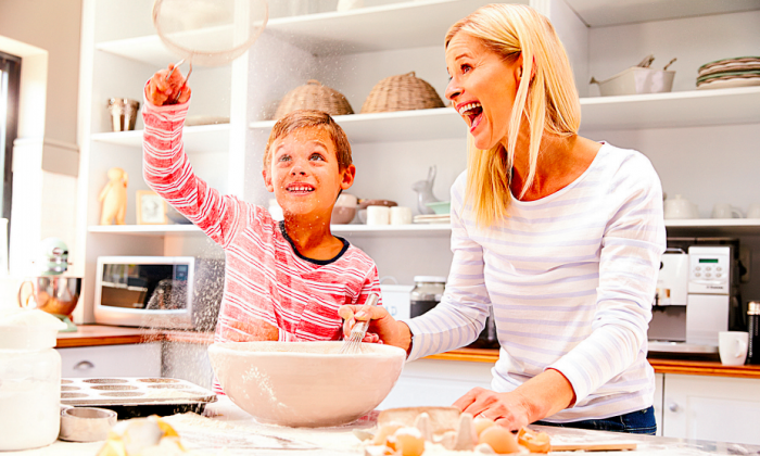 If your meals have become predictable or monotonous, tweak them just a little to the delight of your family. (MONKEY BUSINESS IMAGES/SHUTTERSTOCK)
