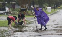 Gulf Coast Keeps Guard up as Barry Continues Drenching