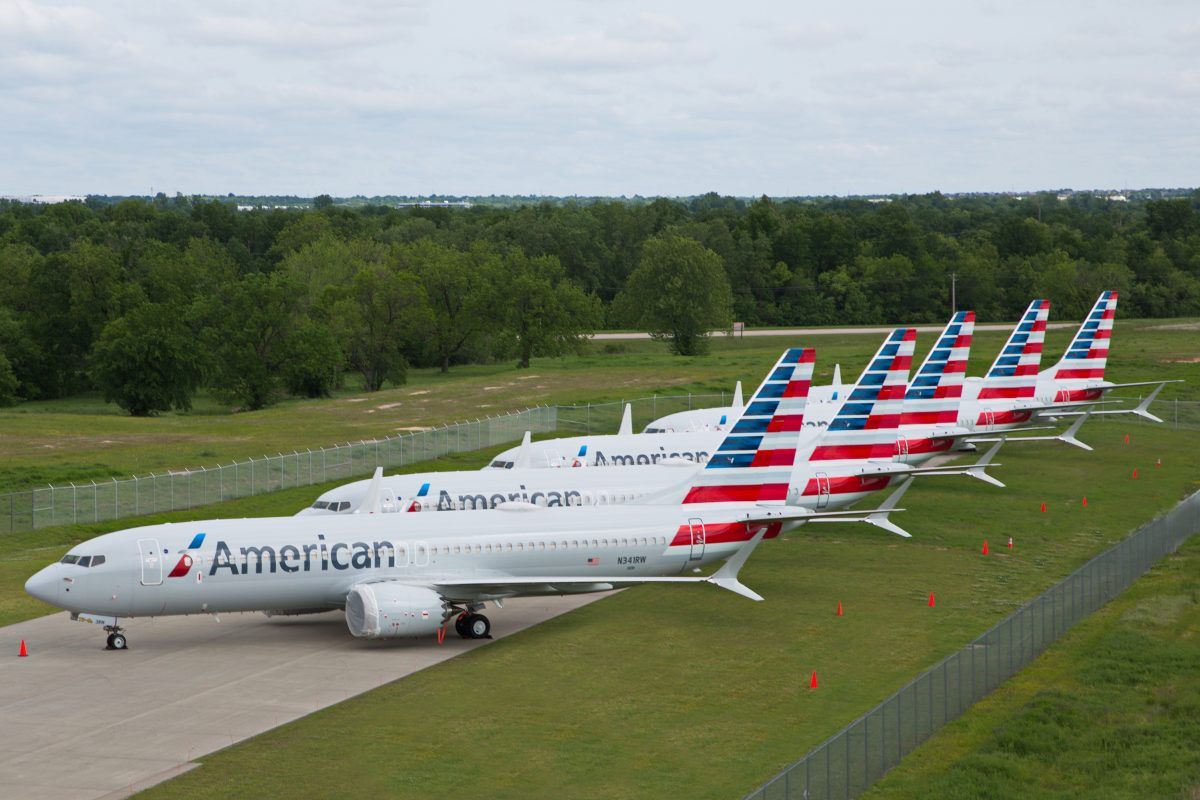 American Airlines Extends Boeing 737 Max Cancellations For