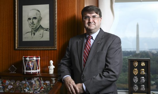 Veterans' Satisfaction High Following Trump Admin. Reforms: Robert Wilkie, Secretary of Veterans Affairs