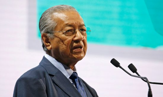 Malaysian Prime Minister: It Is Not Malaysia's Job to Promote China's Ideologies