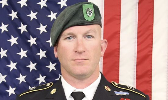 US Soldier, Decorated Green Beret, 40, Killed by Enemy Fire in Afghanistan