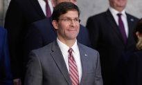 Mark Esper Formally Nominated as Defense Secretary by White House