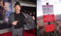 Actor Danny Trejo Piggybacks on 'Storm Area 51' Raid as Alien Hunt Tops 1.2 Million 'Going'