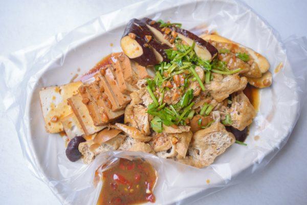 Daxi tofu