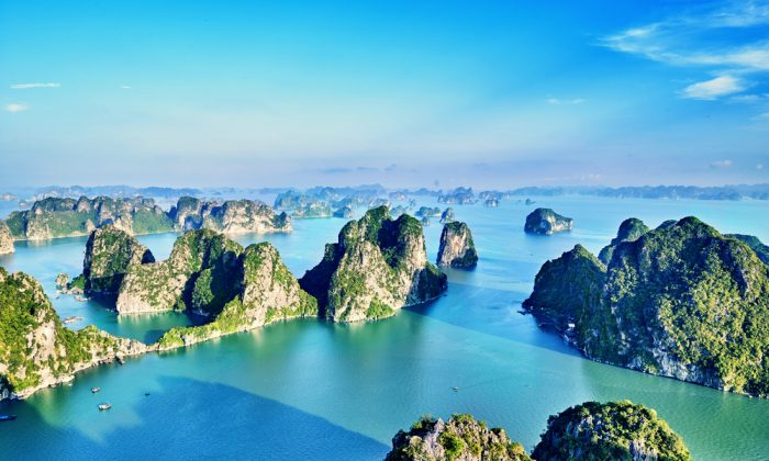 Halong Bay. (Shutterstock)