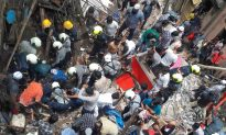 'Up to 50' Feared Trapped, 4 Confirmed Dead After Building Collapse in Mumbai