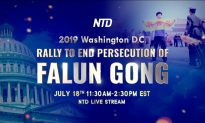 Falun Gong Practitioners to Rally in Washington to End Persecution in China