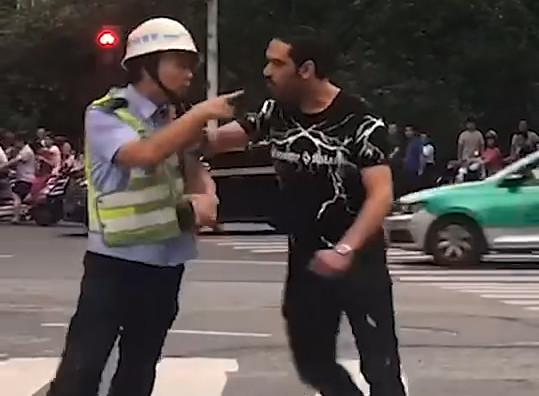 China tourist warning